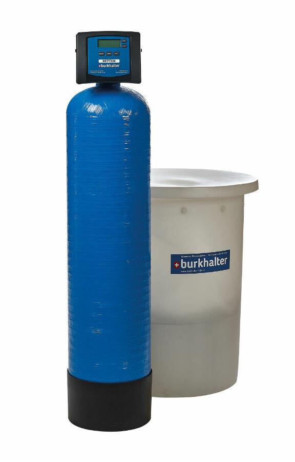Adoucisseurs Burkhalter Wassertechnik